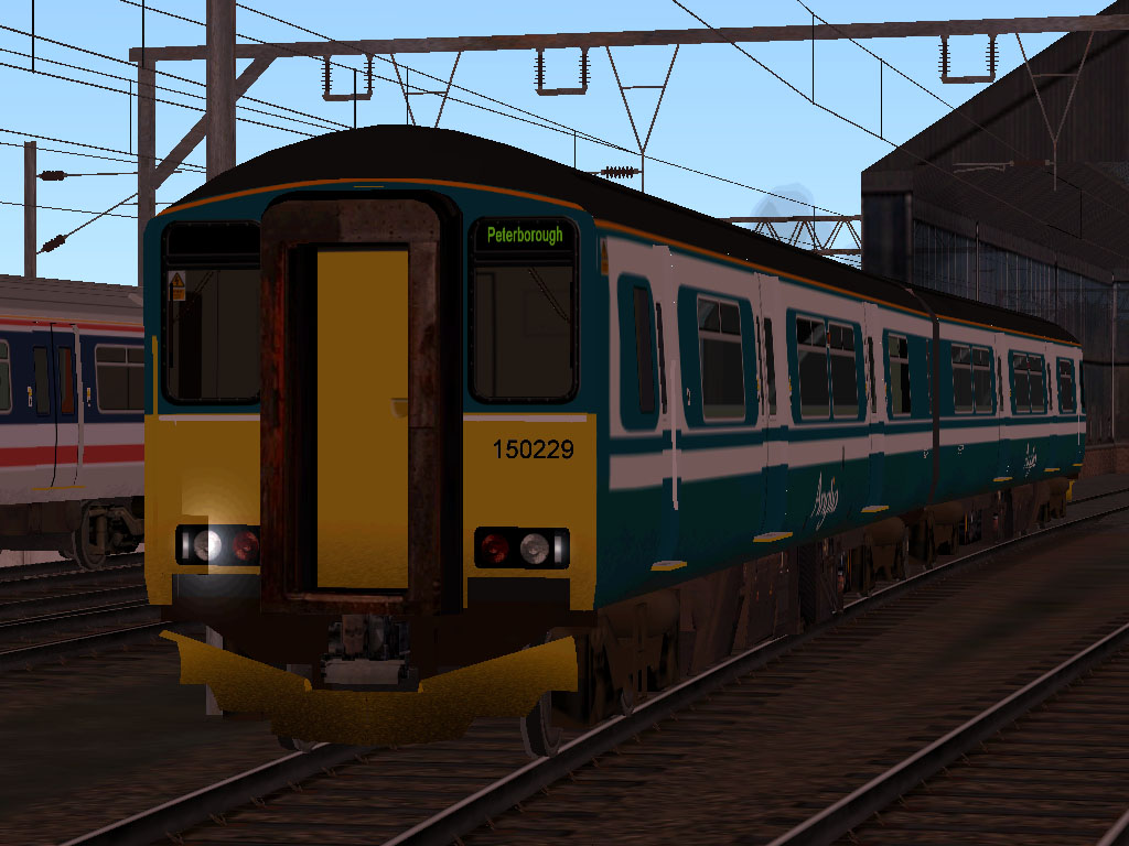 Microsoft Train Simulator (MSTS) ISO