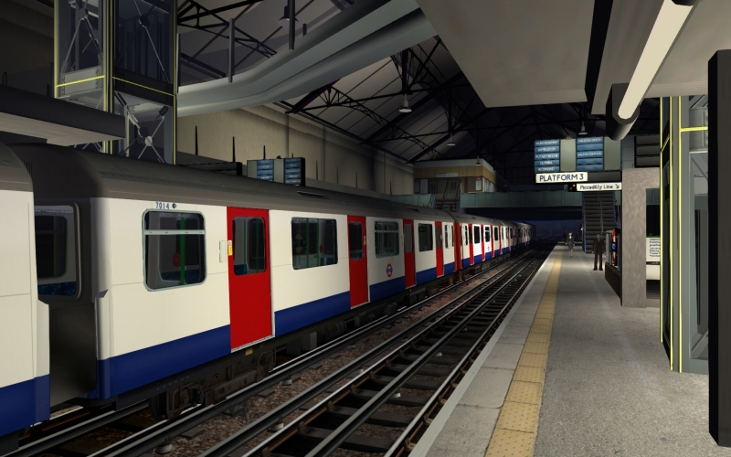 Trainz london underground free download